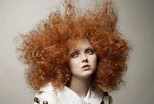 Hair - styling