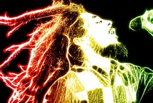 Rasta & Bob Marley Art