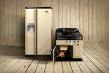 Every kitchen needs a fridge...