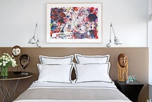 Spotted: Art in Residences / by Leslie Sacks Contemporary
