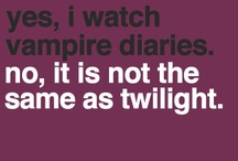 Vampire Diaries / by Alejandra Pena