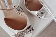 Bridal Shoes! / Nothing accents a gorgeous wedding gown like an amazing pair of bridal shoes! / by Mori Lee by Madeline Gardner