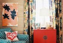 Interior Spaces / Interior design inspiration / by Sammi Moore