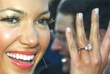 """I Do"" Celeb Style / When the rich and famous say ""I Do"" the engagement ring is the first thing that people want to see.  The engagement ring instantly displays their sense of style, social prominence, culture, and level of success.  Little wonder that the ladies coming into your jewelry store want the same styles.  Four Grainer keeps you current on the latest ""I Do"" celeb engagement rings. / by Four Grainer"