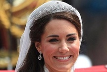 "Terrific Tiaras / A tiara (from Latin: tiara, from Ancient Greek: τιάρα, itself from Old Persian: tiyārā) is a form of crown. There are two possible types of crown that this word can refer to. Traditionally, the word ""tiara"" refers to a high crown, often with the shape of a cylinder narrowed at its top, made of fabric or leather, and richly ornamented. It was used by the kings and emperors of some ancient peoples in Anatolia and Mesopotamia, notably the Hittites  / by Four Grainer"