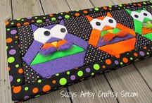 Halloween/Fall Crafts / Halloween and fall craft ideas / by Suzys Sitcom