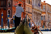 "Staff Fav's - Venice Italy / The name is derived from the ancient Veneti people who inhabited the region by the 10th century BC. Venice has been known as the ""La Dominante"", ""Serenissima"", ""Queen of the Adriatic"", ""City of Water"", ""City of Masks"", ""City of Bridges"", ""The Floating City"", and ""City of Canals"". Luigi Barzini described it in The New York Times as ""undoubtedly the most beautiful city built by man"". Venice has also been described as being one of Europe's most romantic cities."