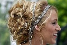 Wedding Bliss Hair / Choosing between loose and wavy, a boho braid, a messy bun, sleek and straight, some retro waves or a classic updo? We've got what you are looking for.