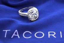 Totally Tacori / Tacori is an American jewelry designer focusing on platinum and diamond bridal jewelry. The family-owned design firm is located in California and retailed throughout the United States and Canada. The company was established by Haig Tacorian and his wife Gilda after he relocated to California from Europe in 1969. In 2000, the company received some press when their ring was featured on television show Friends as the ring with which Chandler proposed to Monica. / by Four Grainer