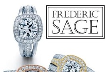 Frederic Sage / Combining impeccable craftsmanship and one of kind gems, Frederic Sage designs some of the world's most innovative jewelry.