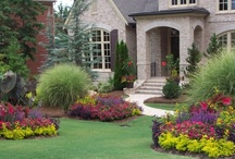 ~Curb appeal~ / by Laurie Davis