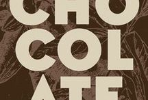 chocolate / Good chocolate is a magical thing. / by web design POP, Ltd. Co.