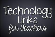 School- technology / by Kristin Mason
