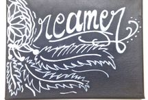 Hand Lettered / by Amie Martin