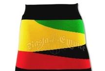Rasta & Reggae Skirts / Rasta & Reggae short and long skirts at RastaEmpire.com