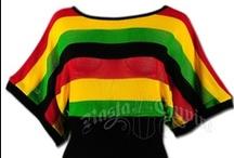 Rasta & Reggae Tops / Rasta & Reggae tops, blouses and tunics at RastaEmpire.com