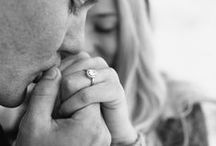 photography concepts // engagement. / preparing for the biggest day.