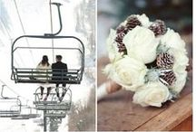 some day // winter woodland wedding. / Houghton in the winter -- nothing more romantic.