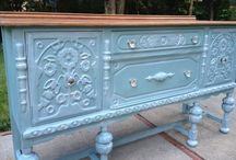 ~Chalk paint~ / by Laurie Davis