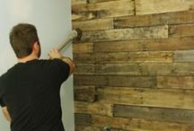Nail by nail, Board by board / Smart ideas for the home. / by Sammi Moore