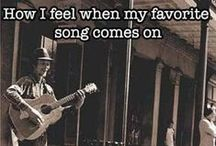 A Music Filled Life / Music makes me...