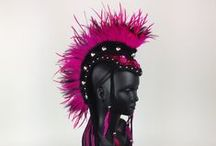 Hold onto your hat! / Hats, lids and head pieces. / by Joelene Brzezinski