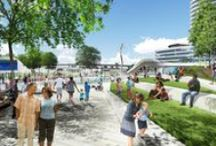 Lakefront Gateway Plaza / Watch as the City of Milwaukee and GRAEF work with a team of experts to create an iconic destination for the community.