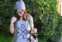 my blogged style / personal style
