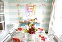Celebrate - Decor / All about party decor -- from the DIY to the professionally-designed.