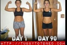 My Personal Fitness Board / My journey & transformation and the items I used to get killer results.  / by Kelly Hanner