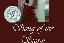 Song Of The Storm: Book Three of the Stone Trilogy / When dreams come true for some and worlds crash for others, when friendships are tested and true love is found at last—that is the Song of the Storm.  –          Release date: July 16th,  2013 / by Mariam Kobras