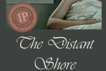 The Distant Shore: Book One of the Stone Trilogy / There's nothing like finding a letter on your breakfast table informing you of a teenage son you knew nothing about, but that's what happens to international rock star, Jonathan Stone. He drops everything to find the boy, and his mother the girl he loved so many years ago who left him when his rock n roll life became too much for her to bear. Seeing her is like falling in love all over again, and everything seems perfect, until someone sets out to destroy their idyllic life.  / by Mariam Kobras