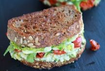 Deli Market / Sandwiches, Wraps and lunch ideas / by Mel Mel