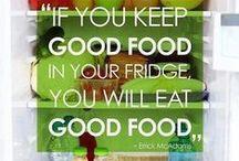 Food: Good  / by Lisa Cornelius