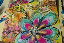 Art and inspiration / by Lisa Cornelius