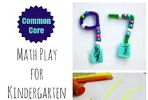 Math Activities / by Kids Play Box