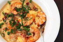 Fish & Seafood Dishes / by Lori Price