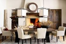 * Dining Rooms * / Ideas for my current and future dining room. / by Rachel Rositas-Galicia
