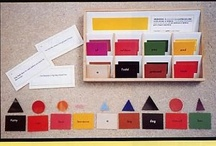 Montessori Language : Grammar / We are Out of School Collaboraters : We love Montessori. But we're not afraid to bring other ideas in if they look like they will work for us. This is a collection of ideas we've seen and liked, and may or may not have used yet!