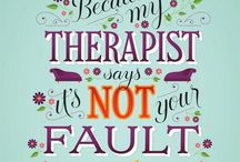 Therapy Ideas / treatment plans, thoughts and ideas for my work as a marriage and family therapist intern