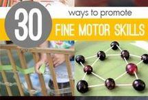 Fine Motor / by Kids Play Box
