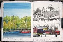 Sketchbook / by Ruth Anderson