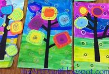 Art activities for kids 6+ / Art projects for kids age 6 and above.