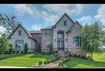"""Homes in Northwest Arkansas / Homes in Northwest Arkansas. Some of these homes are homes that Jerry and/or Nicky Dou are selling and some are just """"great designs"""" that we like!  / by Nicky Dou"""