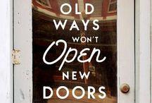 Doors / Doors. / by Dolores Bowen