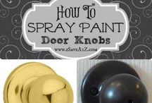 DIY- / Things to try!  #DoItYourself / by Dolores Bowen