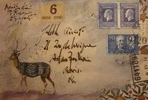 Mail Art / by Ruth Anderson