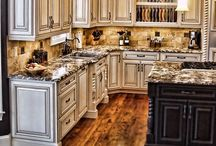 Kitchen Inspiration / Kitchens to inspire / by Dolores Bowen