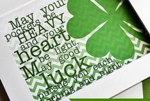 March/St Patrick's Day / by Dolores Bowen