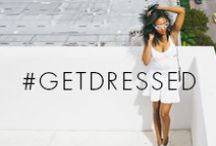 GUESS / #GetDressed Contest / Join us as we share our love for fashion's favorite piece by counting down the top 30 must-have dresses of the season #GetDressed / by GUESS